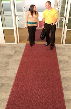 3 stage Entrance Mat System