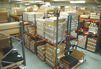 Mats4U Warehouse