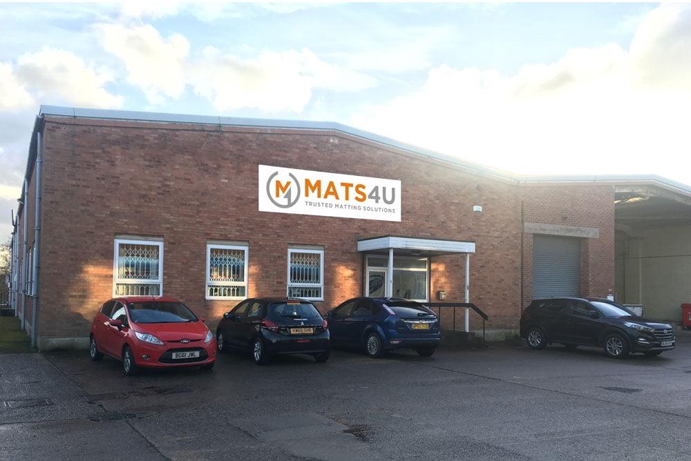 Mats4U Building
