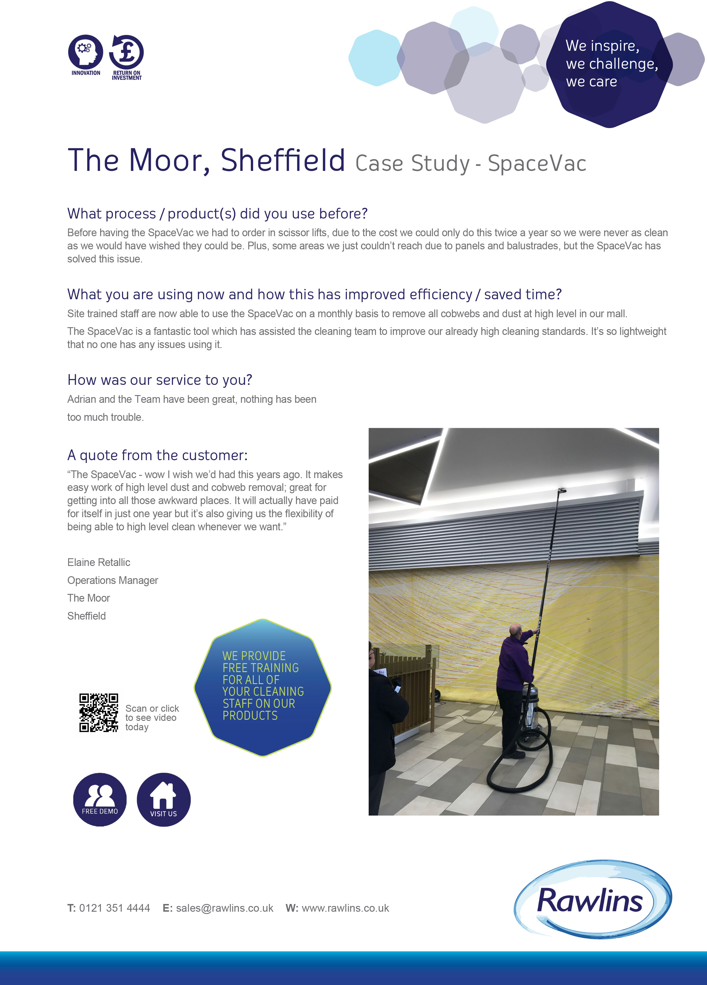 case study - the moor