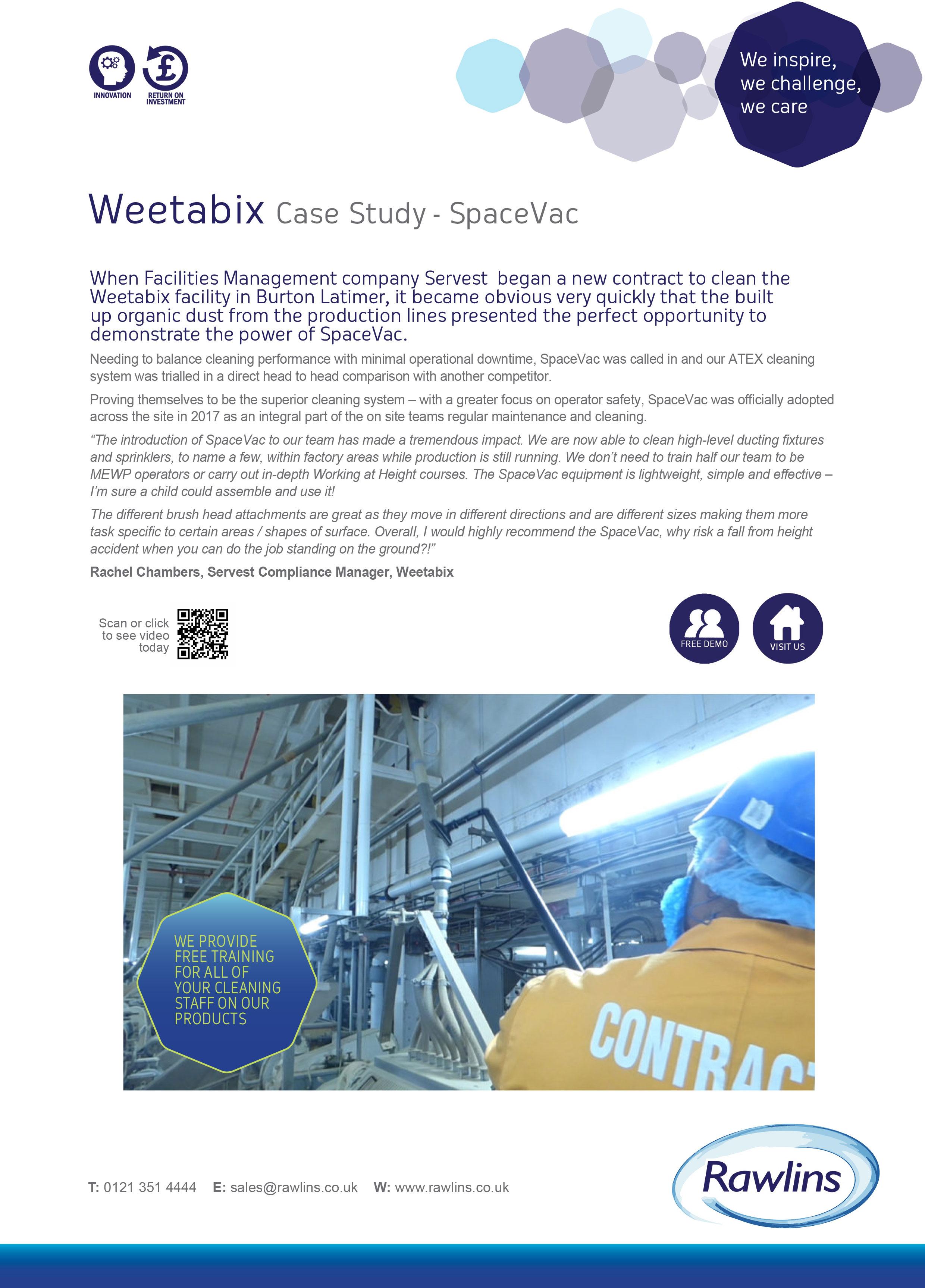 Case Study - Weetabix