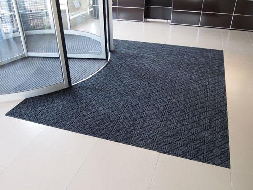 Modular Tiled Entrance Mats
