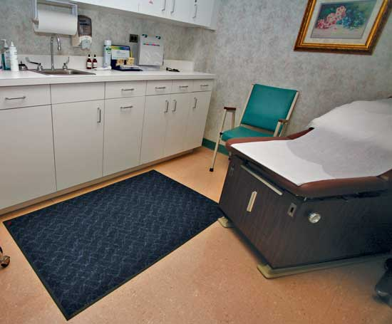 MG Patient Bedside mat