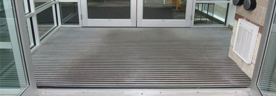 Metal Entrance Mat System