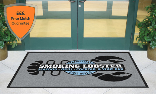 Heavy Duty Logo Mats