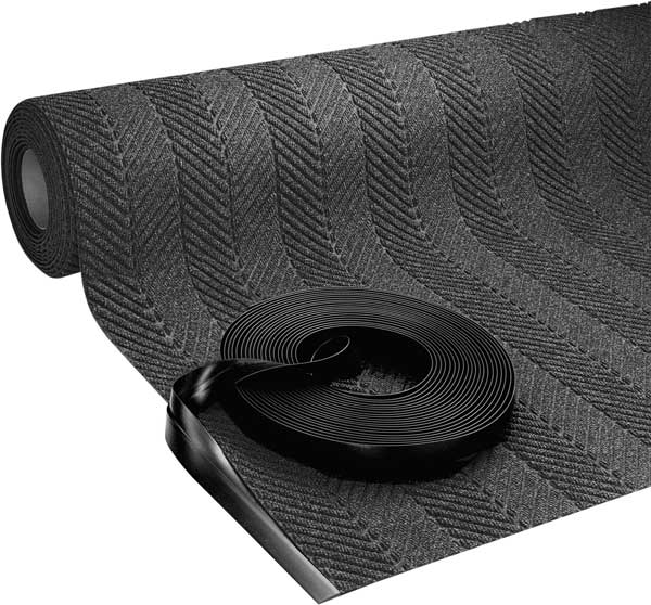 Waterhog Eco Roll Entrance Mats with Edging