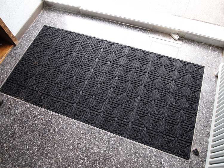 Well Entrance Mat