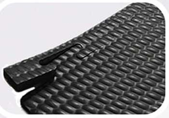 Stable Mat Interlocking Edges