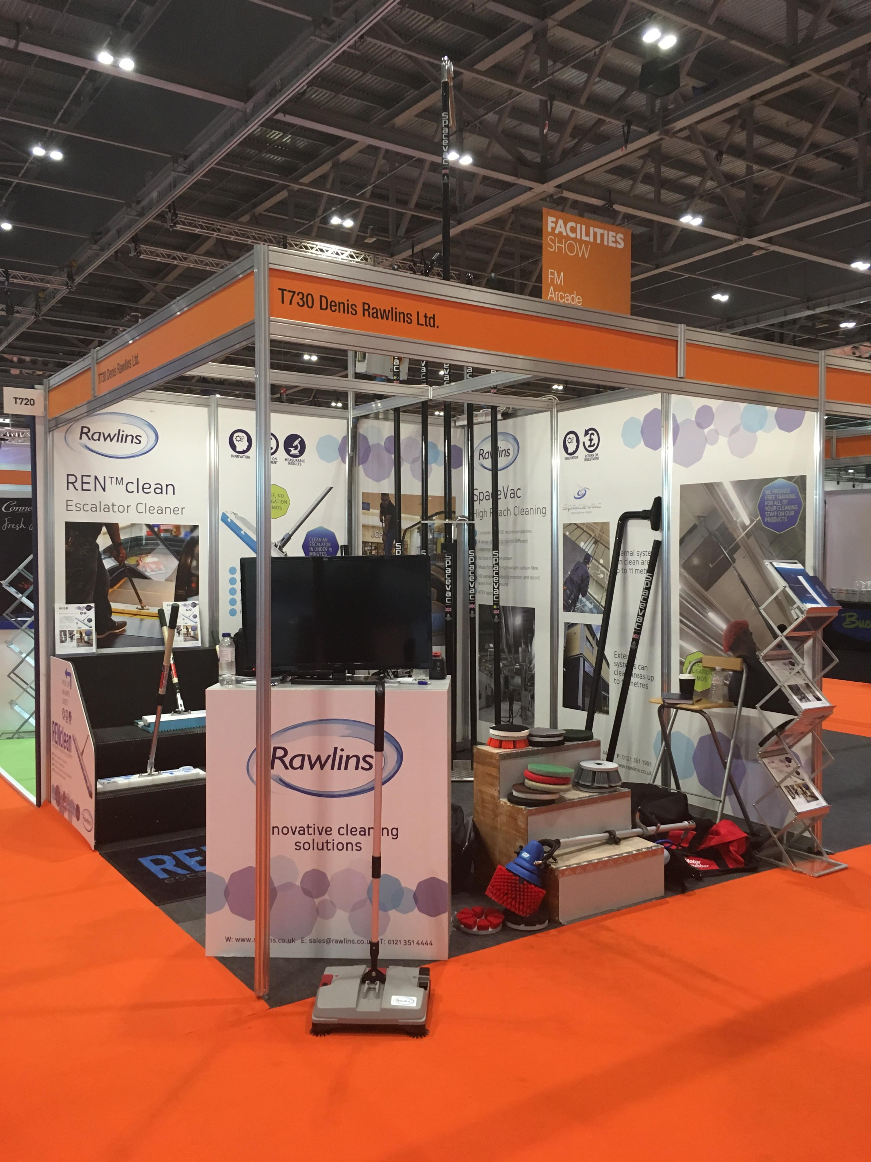 Facilities Show Stand